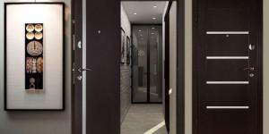 Какую входную дверь выбрать для квартиры