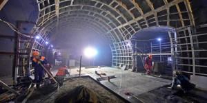 В Екатеринбурге могут построить вторую ветку метро