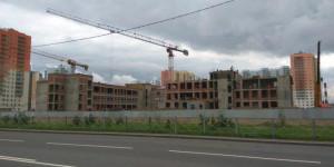 В Петербурге построят соцобъекты
