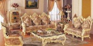 Мебель в стиле барокко + фото
