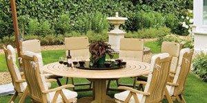 Английские производители садовой мебели приглашают на мастер-класс «Мода на ландшафт»