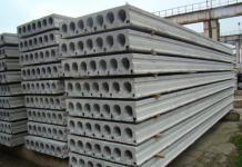 Особенности производства и монтажа плит пк 12