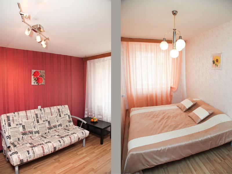 Выгодная посуточная аренда квартир
