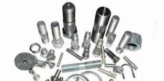 Сравнение болтового и сварочного соединения металлических деталей
