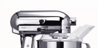 Миксеры Kitchenaid: качественное изделие для дома