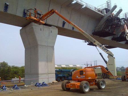 Подъемное оборудование для строительных и ремонтных работ